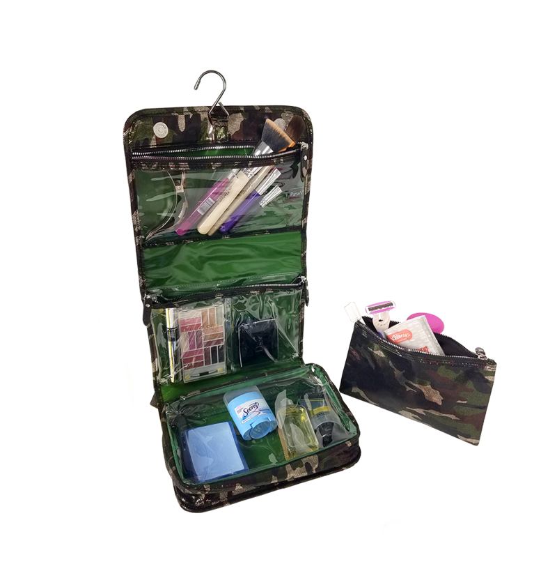 Getaway Toiletry Case - Camo