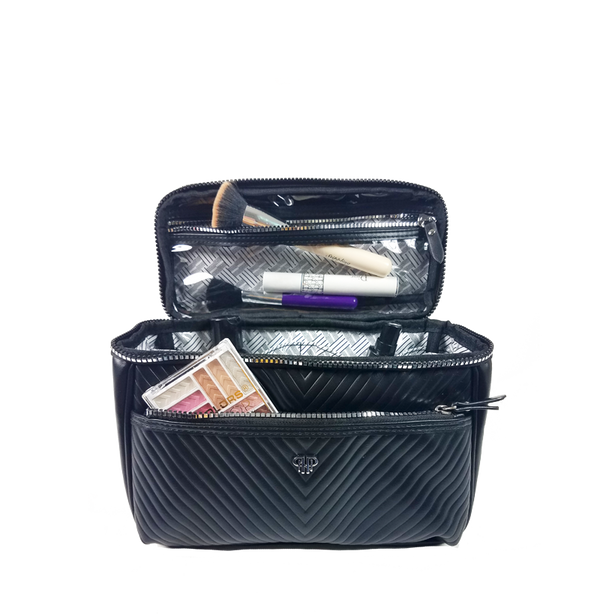 NEW Getaway Classic Train Case - Black