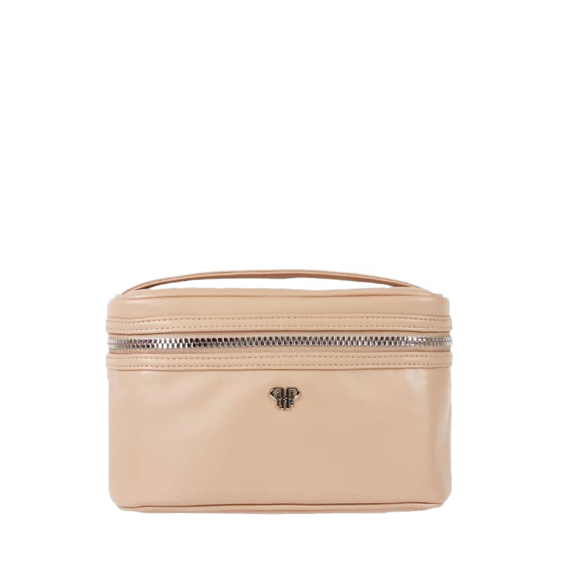 Getaway Train Case - Pale Pink
