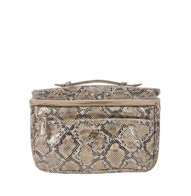 NEW Getaway Classic Train Case - Python