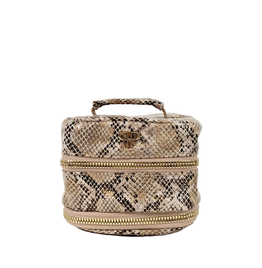 NEW Getaway Weekender Jewelry Case - Python