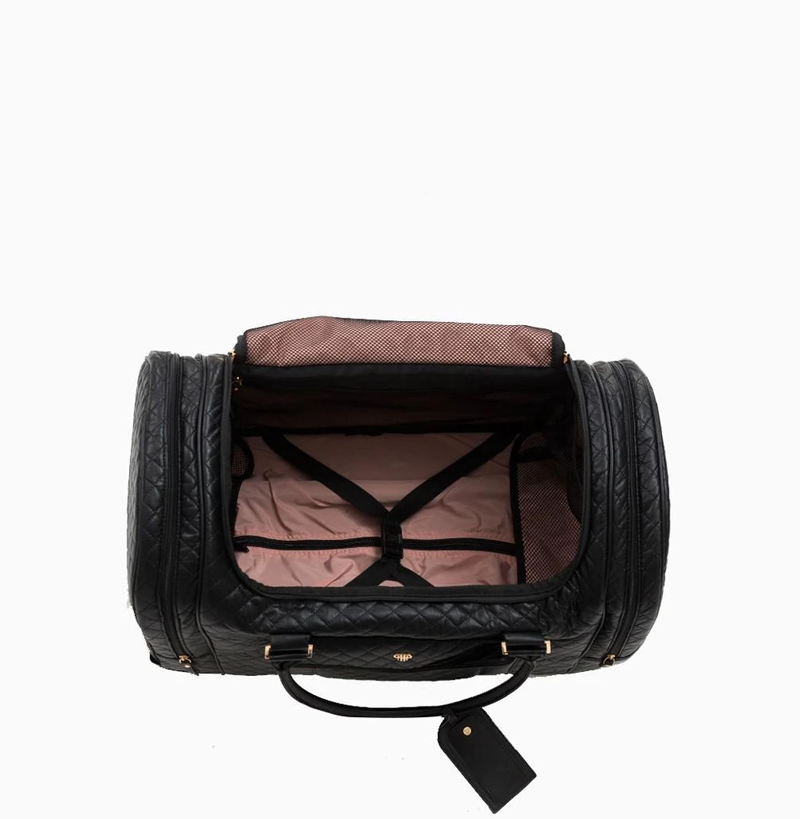 VIP Duffle Bag - Timeless Quilted