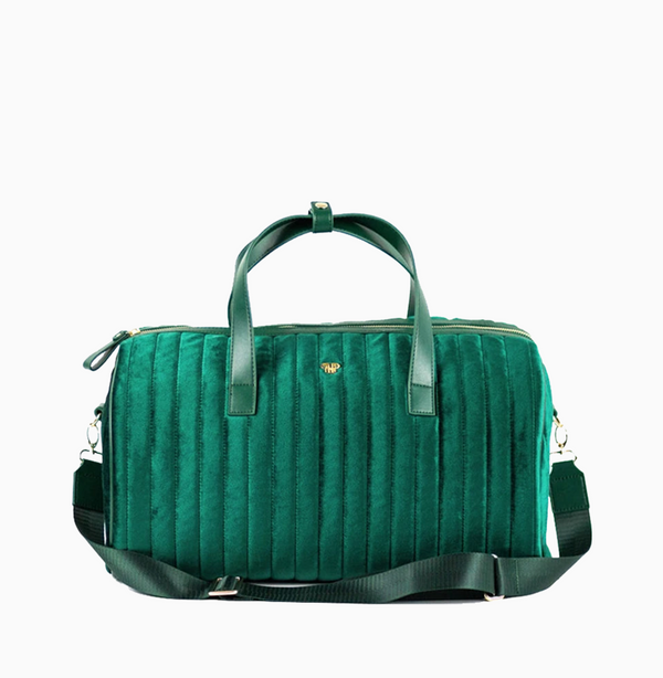 Getaway Gym Bag - Velvet Emerald