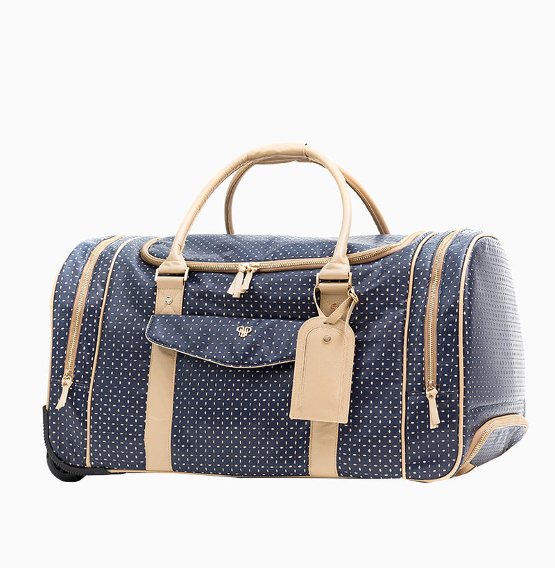 VIP Duffle Bag - Blue Dunes