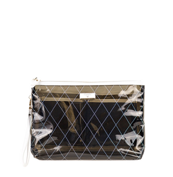 Getaway Clear Large Makeup Case