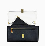 Traveler Clutch - Black