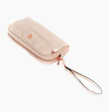 Clutch Makeup Case - Lotus