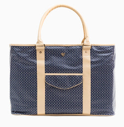 VIP Travel Tote - Blue Dunes