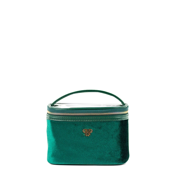 Getaway Jewelry Case - Velvet Emerald