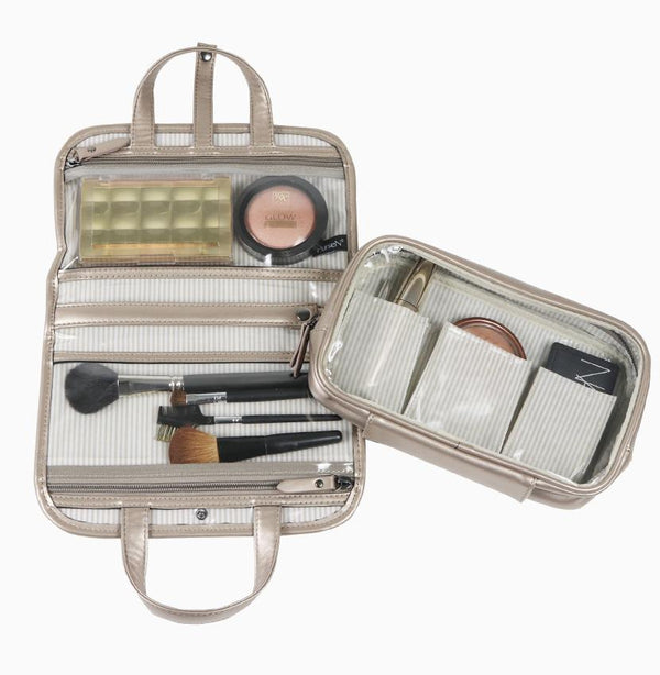 Getaway Travel Case - Pewter