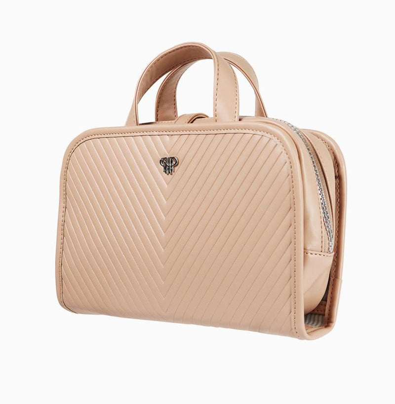 Getaway Travel Case - Pale Pink