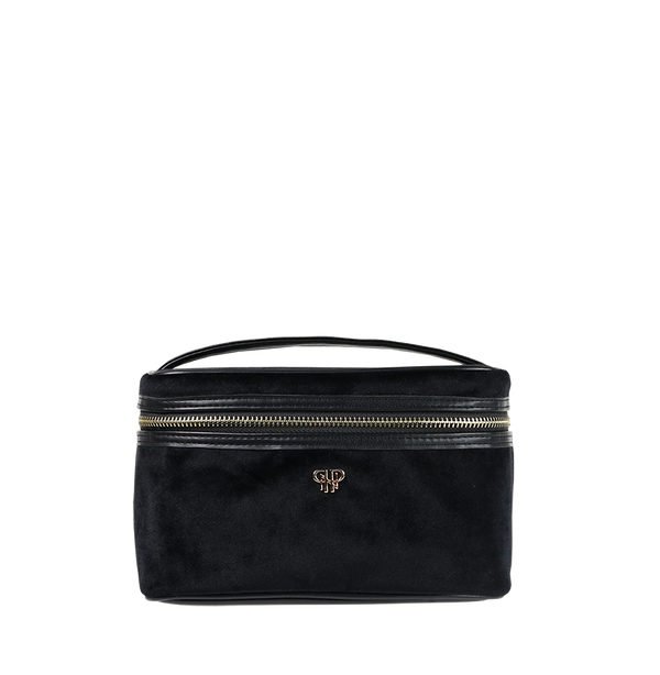 Getaway Train Case - Velvet Black