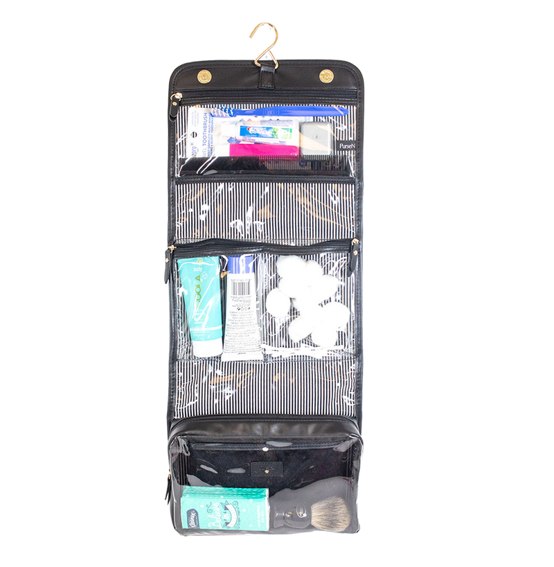 Getaway Toiletry Case - Velvet Black