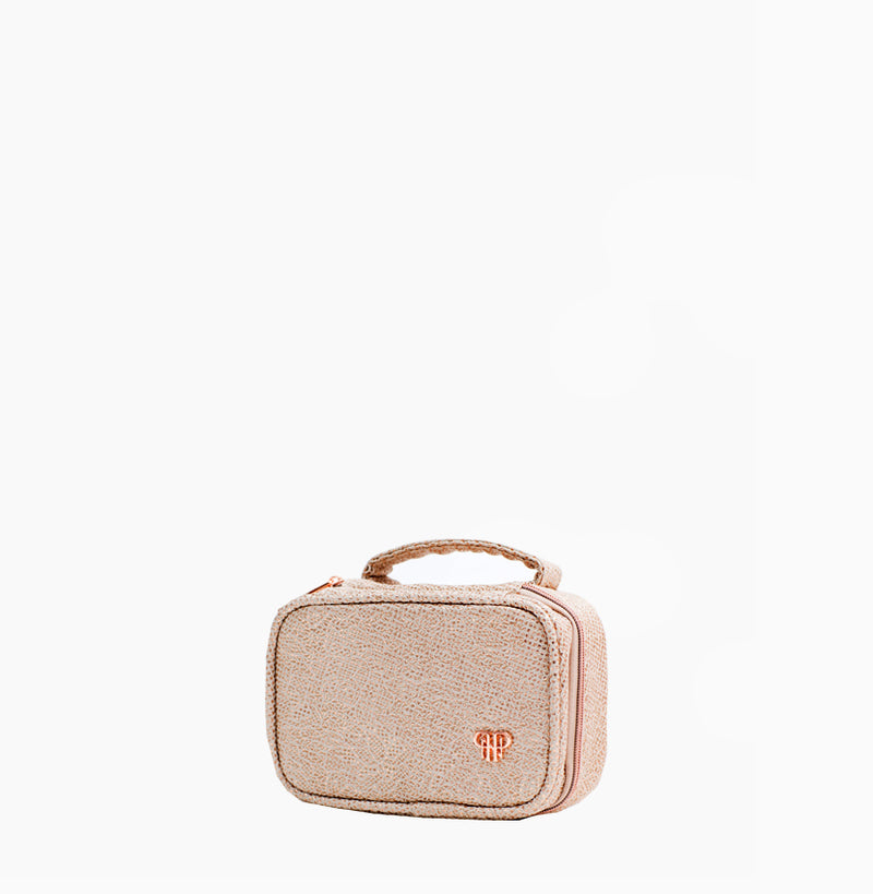 Tiara Mini Jewelry Case - Lotus