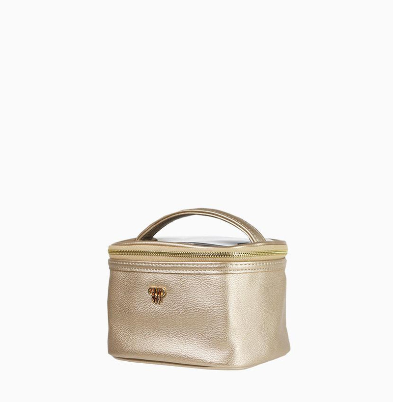 Getaway Jewelry Case - Gold