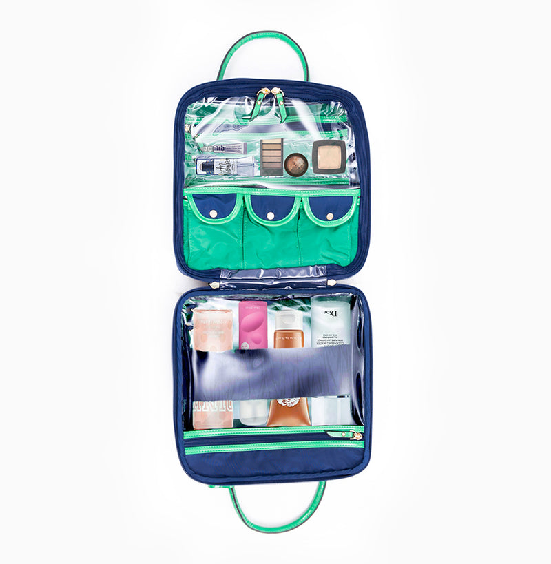 Mini Shelli Travel Bag - Audrey