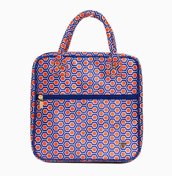 Mini Shelli Travel Bag - Honeycomb Harbor