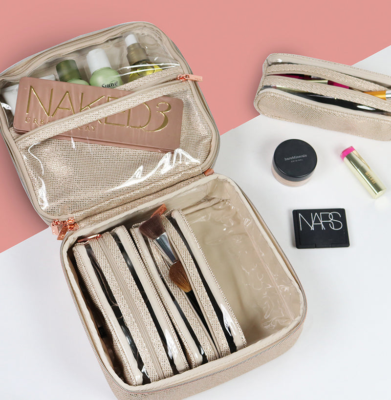 Tiff Travel Case - Lotus