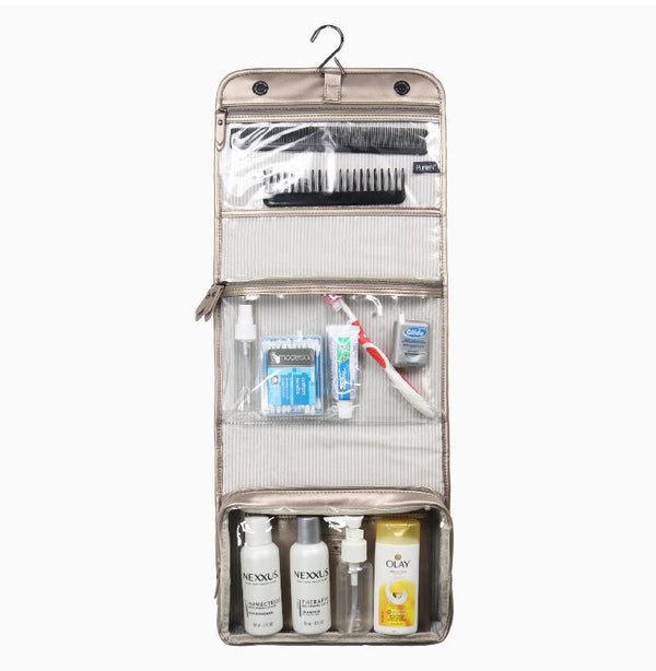Getaway Toiletry Case - Pewter