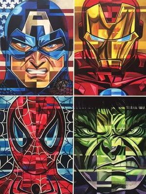 Marvel Fine Art - shop the collection