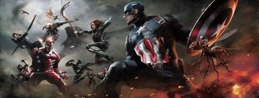 Avengers: War Winds - Marvel Art