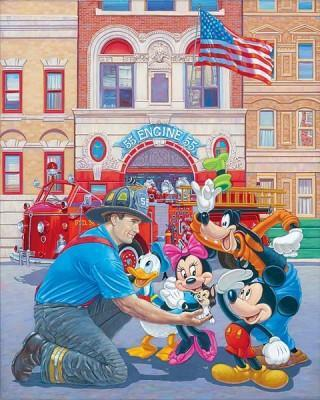 Engine 55 - Disney Limited Edition