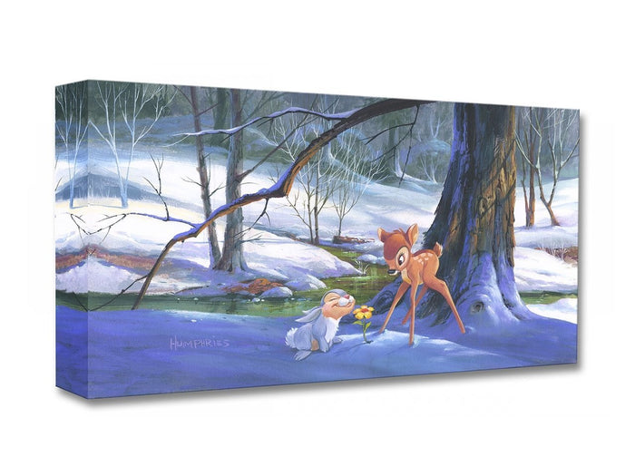 First Hint of Spring - Disney Treasures On Canvas