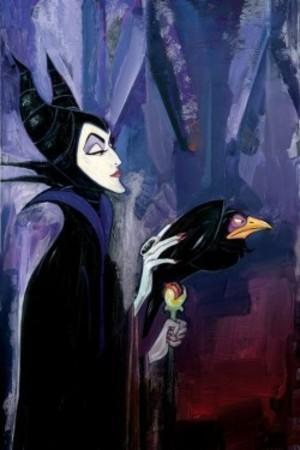 """Maleficent"" - Disney Limited Edition"