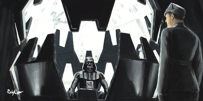 Updating Vader - Star Wars Art