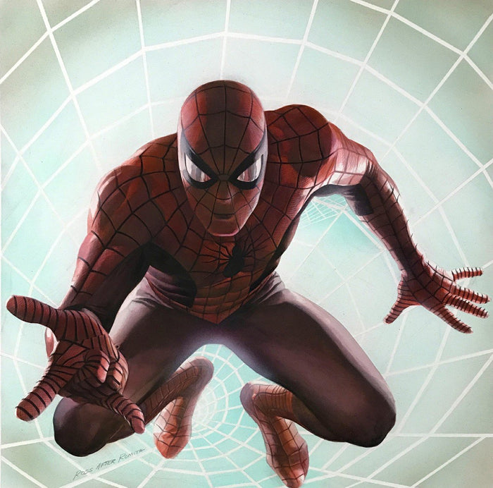 Spider-Man Rockomic - Marvel Art