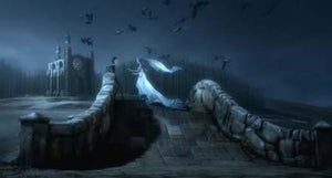 This scene illustrates the pivotal dilemma of the romance between Victor and the Corpse Bride