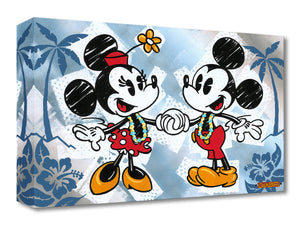This is Bliss - Disney Treasures On Canvas