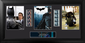 Features three images of Batman.