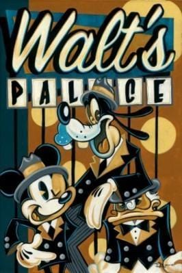 Walt's Palace - Disney Limited Edition