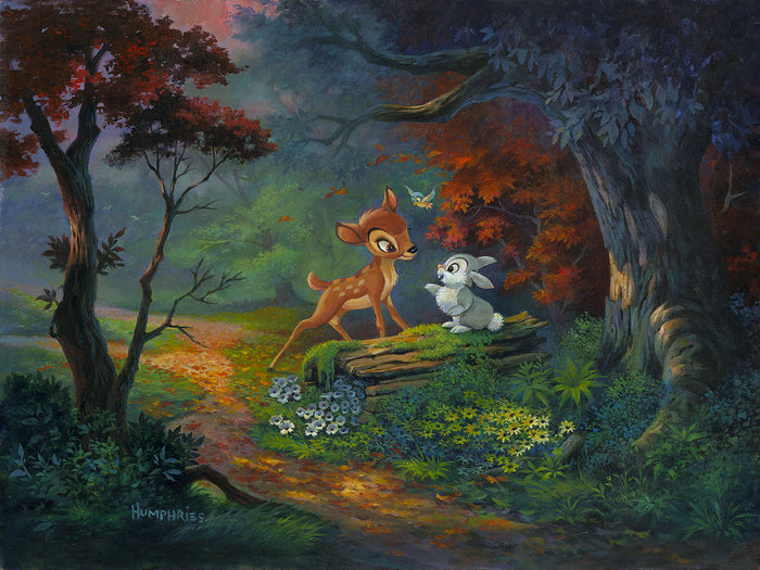 A Friendship Blossoms - Disney Limited Edition