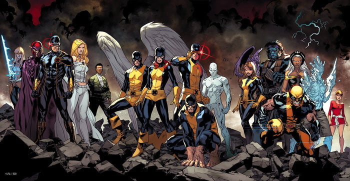 All New X-Men #1 - Marvel Art Mighty Mini