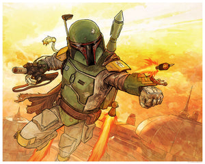 Features - Boba Fett