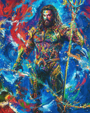 Aquaman - Limited Edition