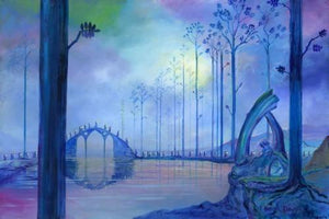 Ave Maria by Harrison Ellenshaw  The sounds and visionary in Fantasia from the Disney Studio Orchestra...in Ave Maria.