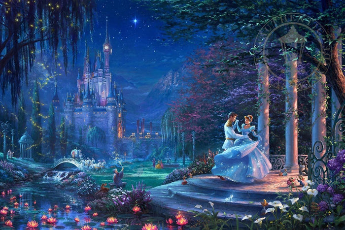 Cinderella Dancing in the Starlight - Limited Edition