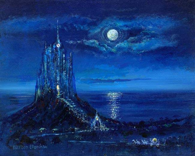 Cinderella's Moonlit Arrival - Disney Limited Edition