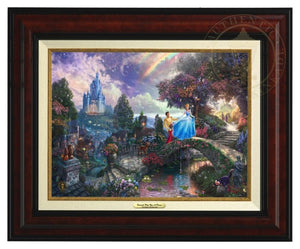 Cinderella Wishes Upon A Dream - Canvas Classics
