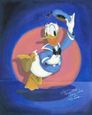 Donald Duck in the Spotlight - Disney Limited Edition