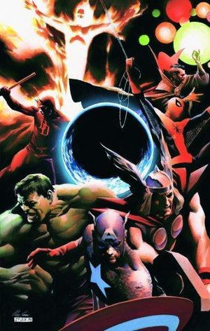 Marvel Artists/Alex Ross;MARVEL ;Marvel Characters/X-Men;Marvel - What's New