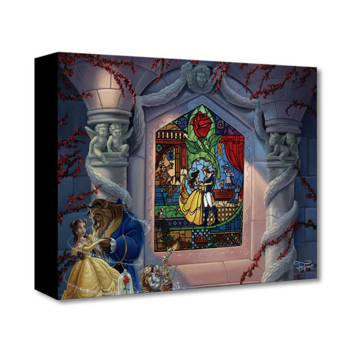 Enchanted Love - Disney Treasures On Canvas