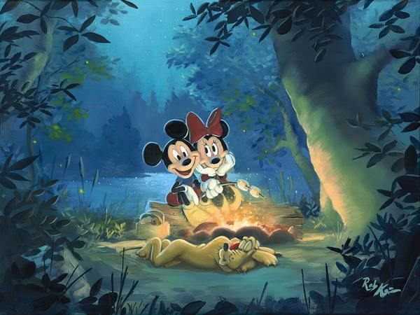 Family Camp Out - Disney Limited Edition