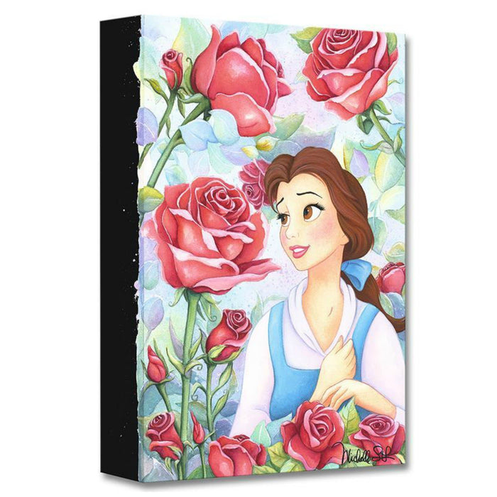 Garden of Roses - Disney Treasures On Canvas
