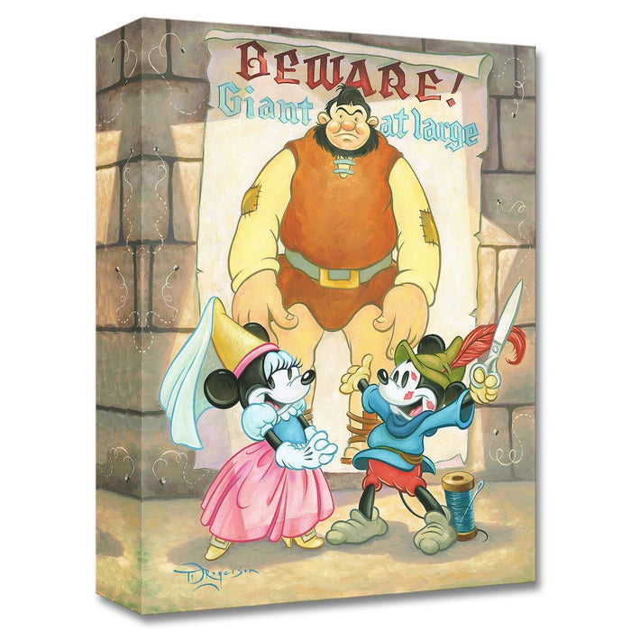 Giant at Large - Disney Treasures On Canvas