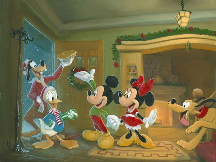 Home for the Holidays - Disney Limited Edition