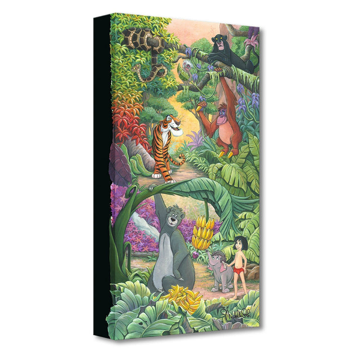 Home in the Jungle - Disney Treasures On Canvas